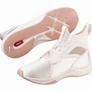 Puma Pearl Pink Satin Phenom EP Training Shoe